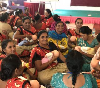 MATERNAL, INFANT AND YOUNG CHILD NUTRITION: TRAINING OF TRAINERS