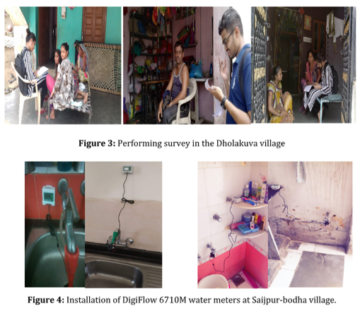 MICRO-COMPONENTS QUANTIFICATION OF END USES OF WATER CONSUMPTION IN LOW INCOME SETTINGS